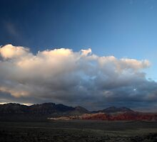 Calico Basin Overlook by LVPhoto