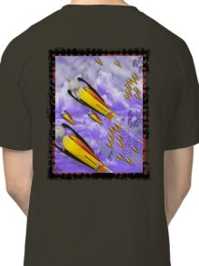space ship invasion squadron  Classic T-Shirt