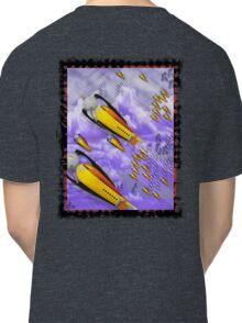 space ship invasion squadron  Classic T-Shirt