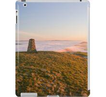 Mam Tor Trig Point iPad Case/Skin