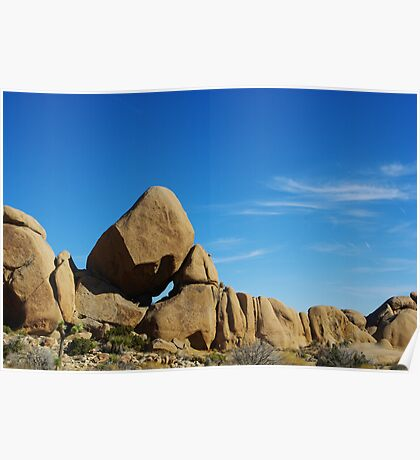 Joshua Tree National Park, California Poster