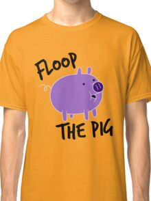 Floop the Pig Classic T-Shirt