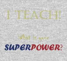 I TEACH! Kids Clothes