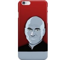 Captain Picard iPhone Case iPhone Case/Skin