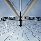 London Eye by Steven Powell