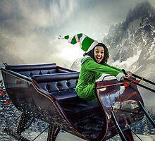 North Pole Joyride by Randy Turnbow