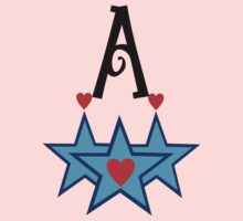 ۞»★Initial A Fantabulous Clothing & Stickers★«۞ by Fantabulous