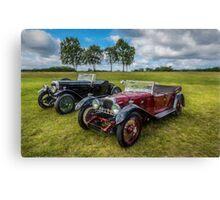 Classic Aston Martin Canvas Print