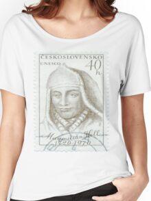 Maximilian Hell Women's Relaxed Fit T-Shirt