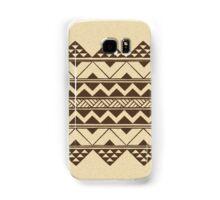 Polynesian geometric pattern Samsung Galaxy Case/Skin