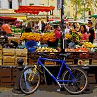 Food markets by Maureen Keogh
