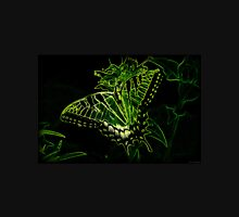 Lime Neon Butterfly T-Shirt