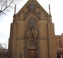 Loretto Chapel by LaurieGaston
