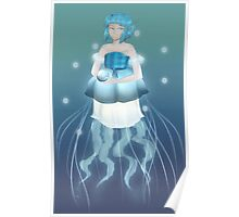 Under the Jellyfish Jam Poster