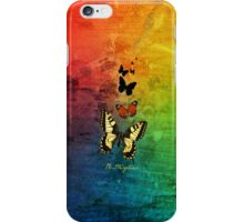 Butterflies - iPhone and iPod skin iPhone Case/Skin