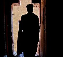 The Priest. by jannina
