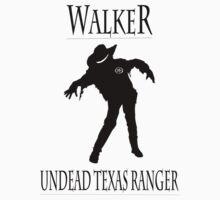 Walker - Undead Texas Ranger T-Shirt