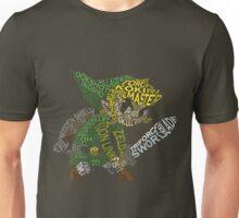 Toon Link Typography Unisex T-Shirt