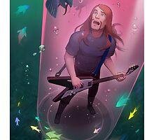 Underwater Friends by Okha