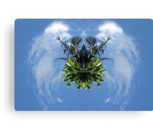 Earth Angel Canvas Print