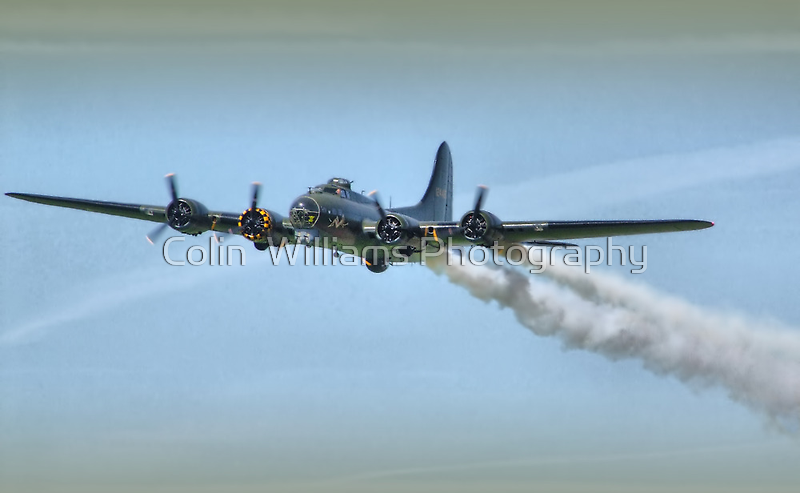 """""""Sally B"""" - Shoreham Airshow 2009 by Colin  Williams Photography"""