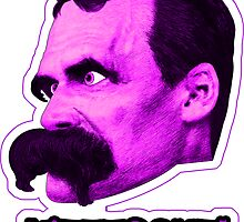 Nietzsche - Big Head Nietzsche! by Rev. Shakes Spear