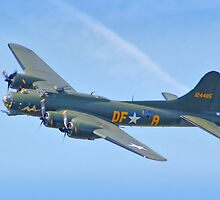 Sally B Shoreham Airshow 2009 by Colin  Williams Photography