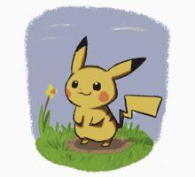 Pikachu by Joshua  Smyth