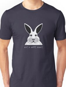 Not a Happy Bunny! - T Shirt Unisex T-Shirt