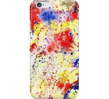 Paint Splash iPhone Case/Skin