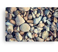 The Stones Beneath My Feet Canvas Print