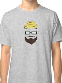 """""""Hipster"""" Classic T-Shirt"""