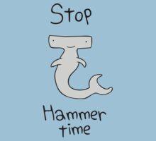 Stop, Hammer Time (Hammerhead shark) by jezkemp