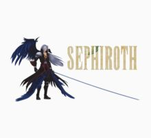final fantasy VII Sephiroth by falcon333
