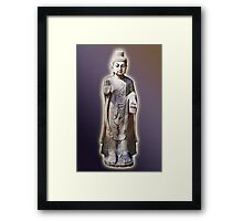 Buddha's Palm Framed Print
