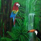 """""""Amazonas"""" by Gabriella Nilsson"""