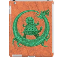 aghira jade iPad Case/Skin