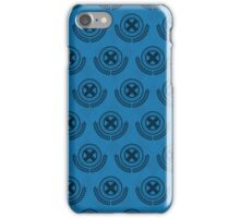 School For Gifted Youngsters - Blue iPhone Case/Skin