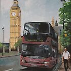 London Bus by gwyntay
