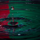 Red & Green by David Plater
