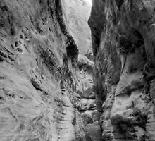 Slot Canyon by matt1960