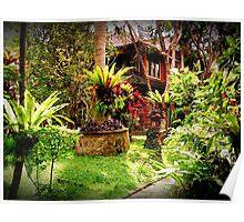 Ubud, Bali Poster