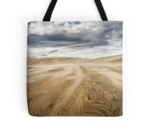 Outer Banks Jockeys Ridge State Park - Swept Away Tote Bag