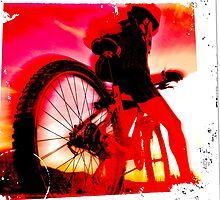 Mountain Biker by 454autoart