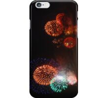 Fireworks! New Year! Sydney! 2013 iPhone Case/Skin