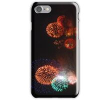 Fireworks! New Year! Sydney! 2013 iPhone Case/Skin