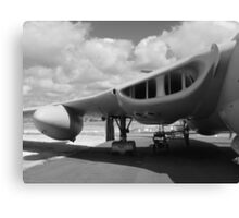 Victor aircraft lusty lindy Canvas Print