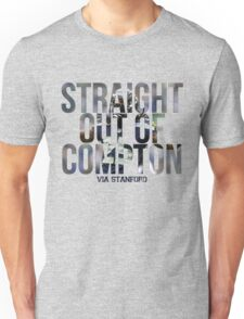 'Straight Outta Compton' Sherman-Style Unisex T-Shirt