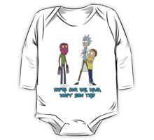 Rick and Morty – Don't Even Trip One Piece - Long Sleeve