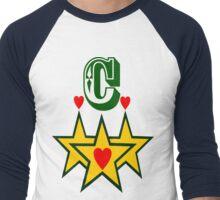 ۞»★Initial C Fantabulous Clothing & Stickers★«۞ Men's Baseball ¾ T-Shirt